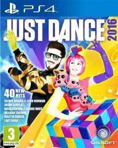 JUST DANCE 2016 - PS4  ps4 games music and rhythm