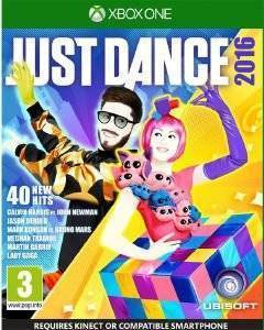 JUST DANCE 2016 - XBOX ONE  xbox one games music and rhythm