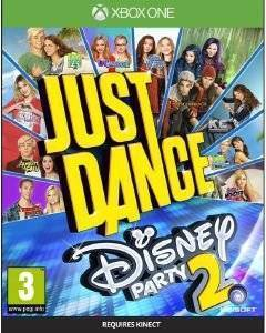 JUST DANCE: DISNEY PARTY 2 - XBOX ONE  xbox one games music and rhythm