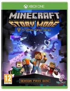 MINECRAFT : STORY MODE - XBOX ONE ηλεκτρονικά παιχνίδια xbox one games action adventure