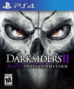 DARKSIDERS II - DEATHINITIVE EDITION - PS4 ηλεκτρονικά παιχνίδια ps4 games action adventure