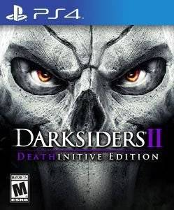 DARKSIDERS II - DEATHINITIVE EDITION - PS4