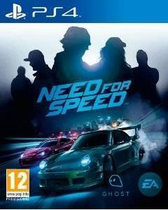 NEED FOR SPEED 2016 - PS4