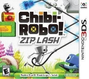 CHIBI-ROBO! ZIP LASH - 3DS ηλεκτρονικά παιχνίδια 3ds games platformer