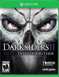 DARKSIDERS II - DEATHINITIVE EDITION - XBOX ONE