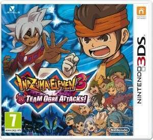 INAZUMA ELEVEN 3 : TEAM OGRE ATTACKS - 3DS ηλεκτρονικά παιχνίδια 3ds games action
