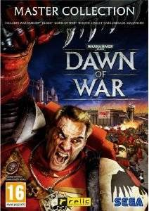 WARHAMMER 40000 DAWN OF WAR MASTER COLLECTION - PC