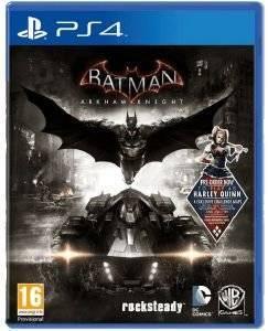 BATMAN ARKHAM KNIGHT MEMORIAL EDITION - PS4 ηλεκτρονικά παιχνίδια ps4 games action adventure