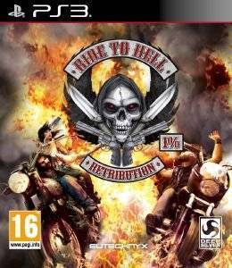 RIDE TO HELL: RETRIBUTION - PS3