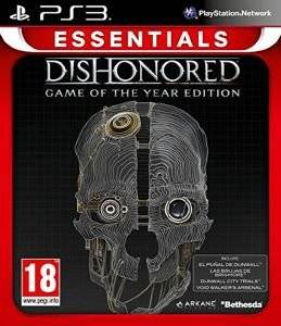DISHONORED GAME OF THE YEAR EDITION ESSENTIALS - PS3 ηλεκτρονικά παιχνίδια ps3 games action adventure