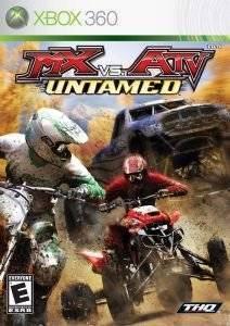 MX VS ATV : UNTAMED - XBOX 360 ηλεκτρονικά παιχνίδια xbox360 games racing