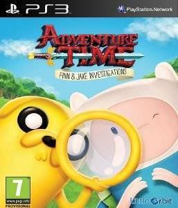 ADVENTURE TIME : FINN AND JAKE INVESTIGATIONS - PS3