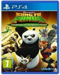KUNG FU PANDA : SHOWDOWN OF LEGENDARY LEGENDS - PS4 ηλεκτρονικά παιχνίδια ps4 games action adventure