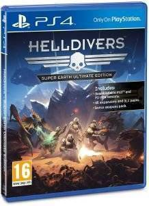 HELLDIVERS SUPER-EARTH ULTIMATE EDITION - PS4