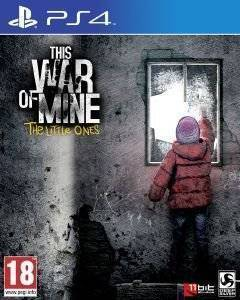 THIS WAR OF MINE: THE LITTLE ONES - PS4