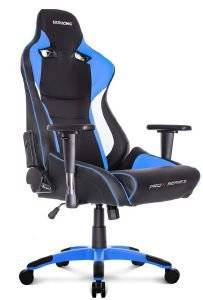 AKRACING PROX GAMING CHAIR BLUE - AK-PROX-BL ηλεκτρονικά παιχνίδια gaming chairs gaming chairs