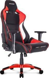 AKRACING PROX GAMING CHAIR RED - AK-PROX-RD ηλεκτρονικά παιχνίδια gaming chairs gaming chairs