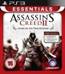 ASSASSIN'S CREED II - GAME OF THE YEAR EDITION ESSENTIALS - PS3