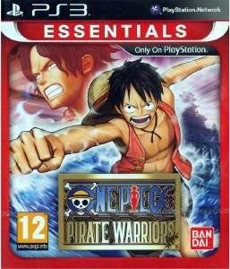 ONE PIECE: PIRATE WARRIORS 2 ESSENTIALS - PS3