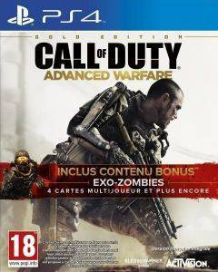 CALL OF DUTY ADVANCED WARFARE GOLD EDITION - PS4 ηλεκτρονικά παιχνίδια ps4 games fps