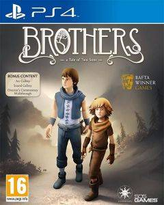 BROTHERS A TALE OF TWO SONS - PS4