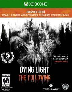 DYING LIGHT THE FOLLOWING ENHANCED EDITION - XBOX ONE ηλεκτρονικά παιχνίδια xbox one games action adventure