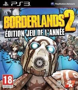 BORDERLANDS 2 - GAME OF THE YEAR EDITION - PS3