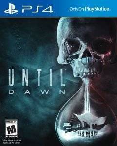 UNTIL DAWN HITS- PS4