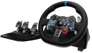 ΤΙΜΟΝΙΕΡΑ LOGITECH G29 DRIVING FORCE PC/PS3/PS4 ηλεκτρονικά παιχνίδια κονσολεσ   περιφερειακα τιμονιερεσ