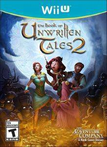 THE BOOK FROM UNWRITTEN TALES 2 - WIIU