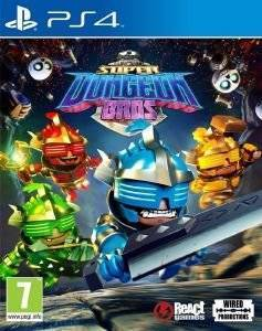 SUPER DUNGEON BROS. - PS4