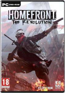 HOMEFRONT: THE REVOLUTION FIRST EDITION - PC