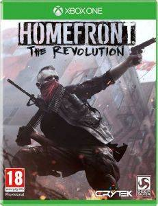 HOMEFRONT: THE REVOLUTION (INCLUDES THE REVOLUTIONARY SPIRIT PACK) - XBOX ONE