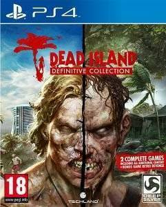 DEAD ISLAND DEFINITIVE COLLECTION EDITION - PS4