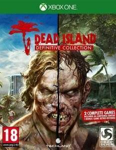 DEAD ISLAND DEFINITIVE COLLECTION EDITION - XBOX ONE
