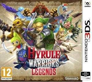 HYRULE WARRIORS LEGENDS - 3DS ηλεκτρονικά παιχνίδια 3ds games action