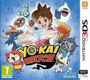 YO-KAI WATCH - 3DS  3ds games action