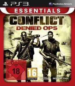 CONFLICT: DENIED OPS ESSENTIALS - PS3