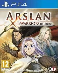 ARSLAN: THE WARRIORS OF LEGEND - PS4