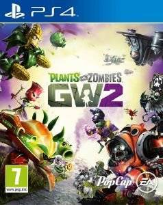 PLANTS VS ZOMBIES GARDEN WARFARE 2 - PS4