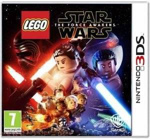 LEGO STAR WARS: THE FORCE AWAKENS - 3DS ηλεκτρονικά παιχνίδια 3ds games action adventure