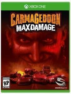 CARMAGEDDON MAX DAMAGE - XBOX ONE