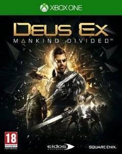 DEUS EX: MANKIND DIVIDED - DAY 1 EDITION - XBOX ONE