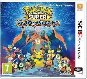 POKEMON SUPER MYSTERY DUNGEON - 3DS ηλεκτρονικά παιχνίδια 3ds games rpg