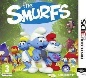 THE SMURFS - 3DS ηλεκτρονικά παιχνίδια 3ds games action