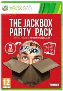 JACKBOX GAMES PARTY PACK VOL 1 - XBOX 360