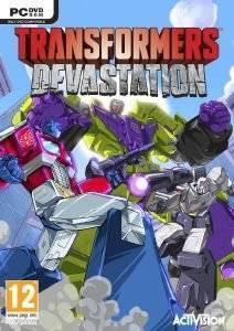 TRANSFORMERS DEVASTATION - PC