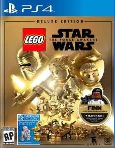 LEGO STAR WARS: THE FORCE AWAKENS DELUXE EDITION - PS4 ηλεκτρονικά παιχνίδια ps4 games action adventure