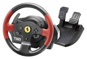 THRUSTMASTER T150 FERRARI RACING WHEEL FOR PC/PS4/PS3