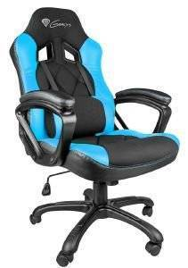 GENESIS NFG-0782 NITRO 330 GAMING CHAIR BLACK/BLUE